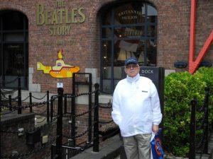 Musée Beatles Story - Daniel