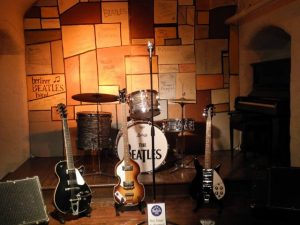 Musée Beatles Story - Reconstitution du Cavern club