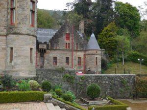 Chateau de Belfast, bâtiment secondaire