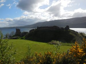 Le chateau Urquhart