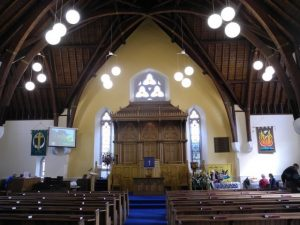 Petite église d'Invergordon