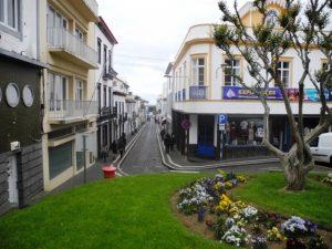 Ponta Delgada ( Les Açores) Portugal
