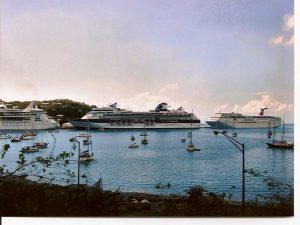 Notre bateau au port