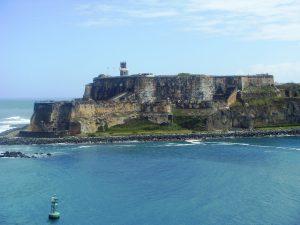 Le fort San Felipe del Morro