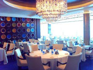 Salle à manger « Le Blu »