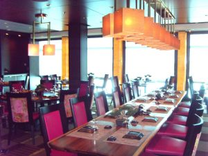 Restaurant asiatique Le Silk Harvest