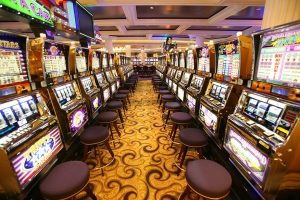 Vue du Casino