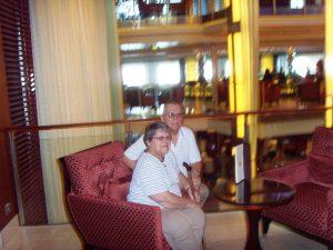Micheline et moi