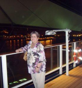 Micheline sur le pont 5