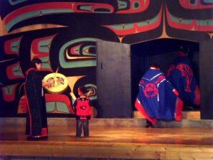 Indiens Tlingit