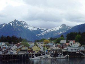 La ville de Sitka