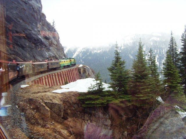 Train de la White Pass