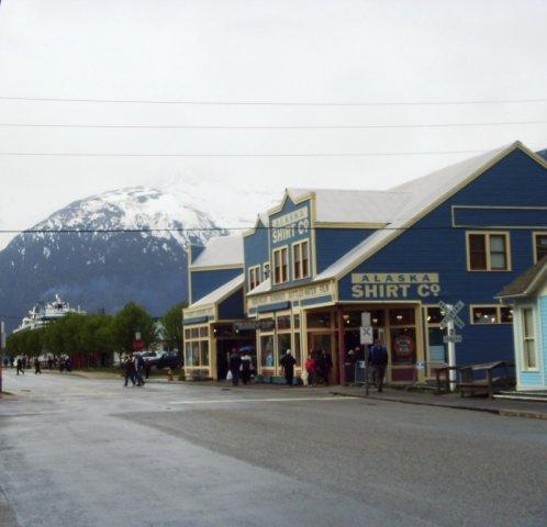 Le village de Skagway