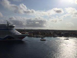 Arrivé a Bonaire
